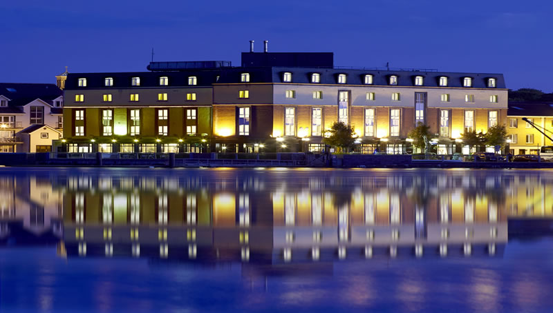 The Waterford Marina Hotel Has Selected Ignitus To Be Its It Hardware Support Partner And First Project Changing Amadeus Pms Solution